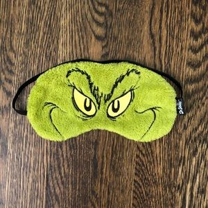 Dr Seuss how the Grinch Stole Christmas mask